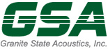 Granite State Acoustics Inc. Logo