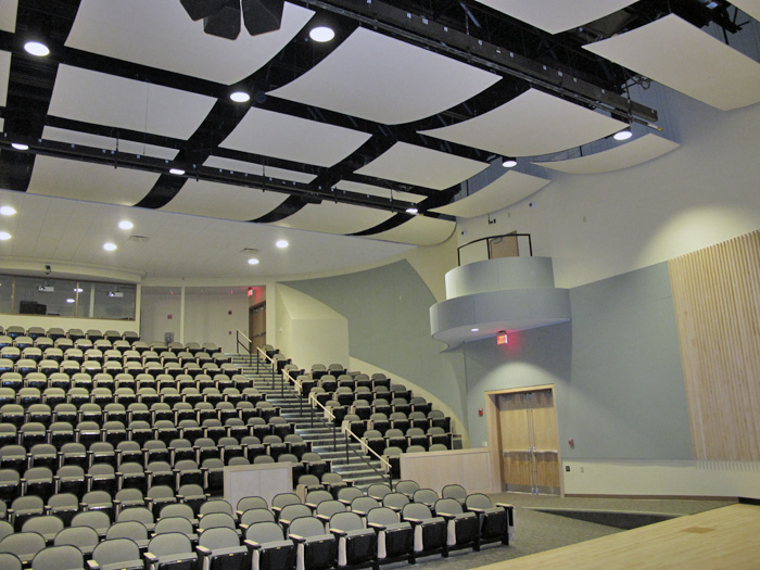 Fabric Wall Ceiling : Portfolio our recent projects granite state acoustics inc